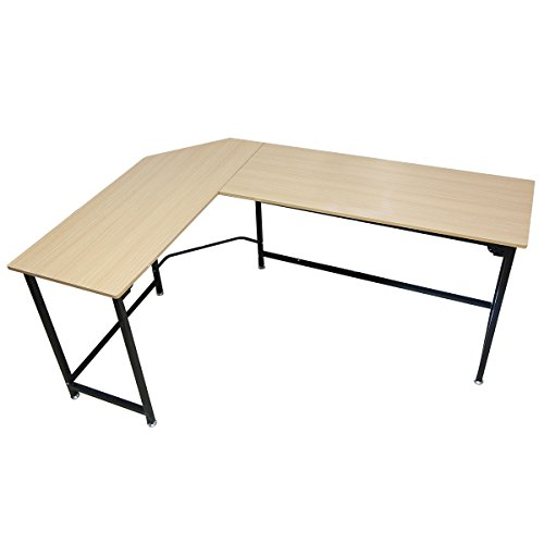Tavolo da computer Angolo tavolo angolare per ufficio camera da ...