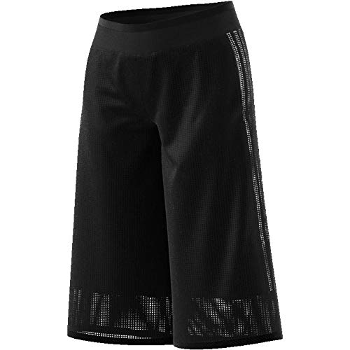 adidas Damen Icon Culotte Hose, Black, S (Icon Hosen)