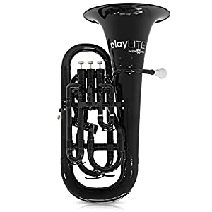 playLITE Hybrid Euphonium by Gear4music Black