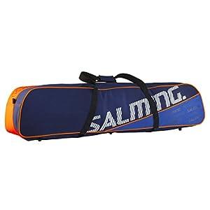 Salming 2017Tour Werkzeugtasche, Floorball Werkzeug Tasche, Blau/Orange