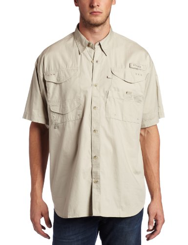 Columbia - Chemise casual - Homme fossile