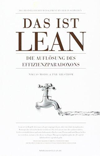 Das ist Lean: die Lösung des Effizienzparadoxes
