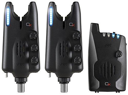 JRC Radar CX Bissanzeiger Set 2 + 1 Blue 1404483 Biteindicator Bite Indicator Bissanzeigerset