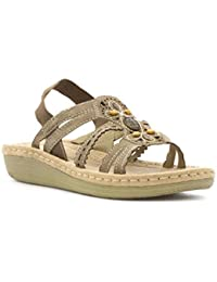 c187dca0137 Amazon.co.uk  Earth Spirit - Sandals   Women s Shoes  Shoes   Bags