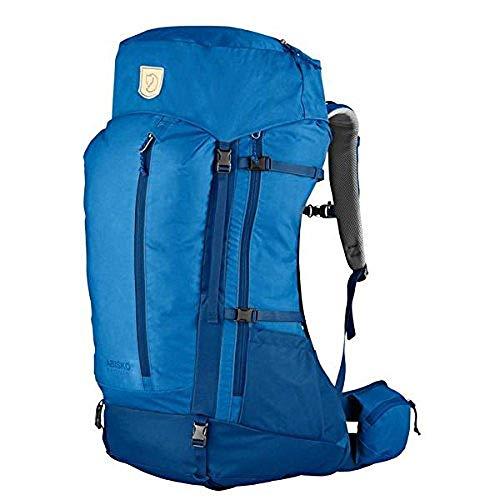 Fjällräven Unisex Abisko Friluft 45 Rucksack, Blau (Un Blue),30x68x32