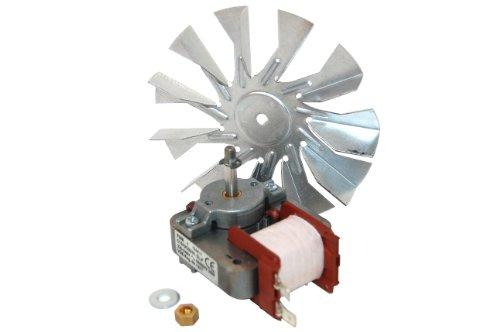 Homark Smeg Westinghouse Kühlventilator, Weiß Teilenummer des Herstellers: 699250019