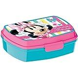 p:os 24347 Brotdose Promo Disney Minnie Mouse, ca. 17 x 13,5 x 5,5 cm