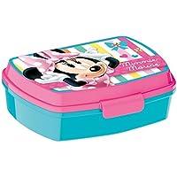 p:os 24347 Disney Minnie Mouse Brotdose, ca. 17 x 13,5 x 5,5 cm preisvergleich bei kinderzimmerdekopreise.eu