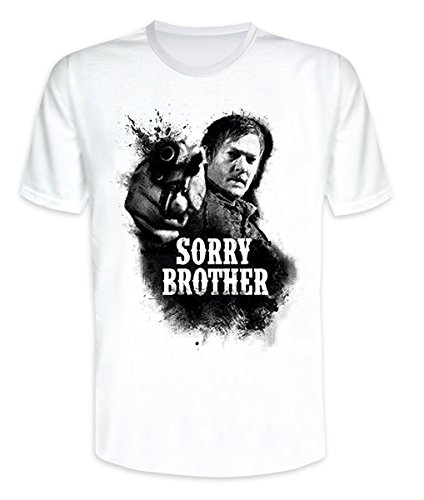 The Walking Dead T-Shirt Sorry Brother (Daryl Dixon) (S)