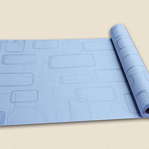 Zhzhco Tapeten, Selbstklebenden Pvc-Wallpaper Wallpaper Wasserdichten Wand-Tv An Der Wand Im Hintergrund Aufkleber