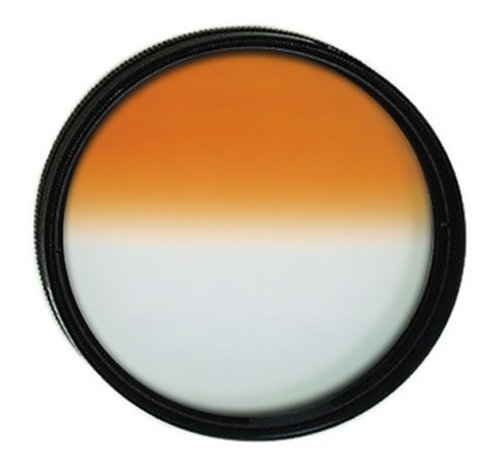 Hama 81958 Verlauf-Filter Rot (58,0 mm)