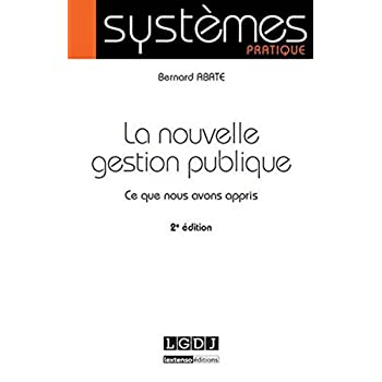 La Nouvelle gestion publique, 2ème édition