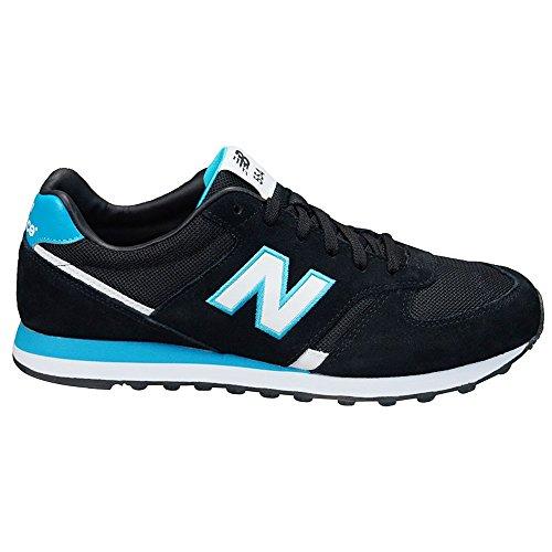 New Balance 554 Schuhe Herren Sneaker Turnschuhe Blau ML554JR JB BLACK