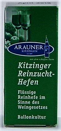 Wein Flüssighefe – Portwein | ARAUNER KITZINGER | Weinhefe | Hefekultur | Wein-hefe | Heferasse