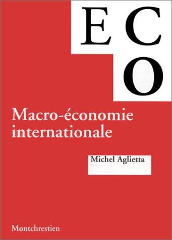 Macro-économie internationale
