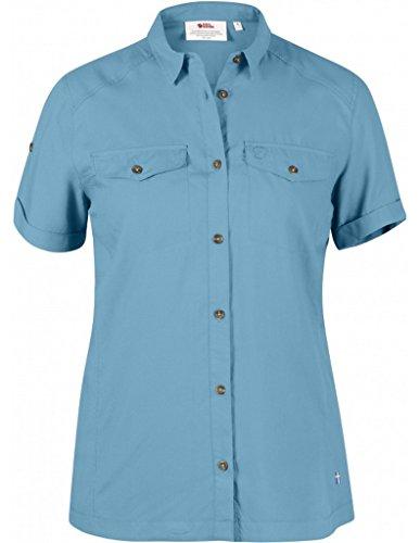 Fjaellraven Abisko Vent Shirt SS BLUEBIRD - S