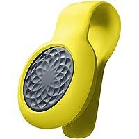 Jawbone UP Move Bluetooth-Aktivitäts/Schlaftracker mit Clip gelb für iOS/Android