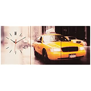 Group Asir LLC 228CLA3608 Clock, Decorativ Canvas Wall Art