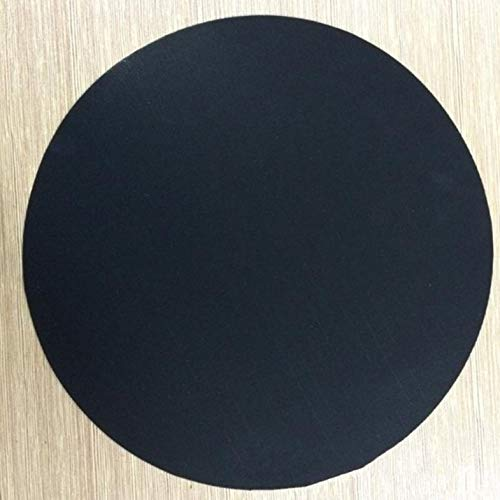 ouying1418 Non-Stick Mat Pan Round PTFE Frying Pan Liner Sheet Cooking Wok Sheet Pad Cake Pan-liner