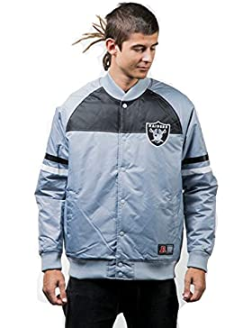 Majestic Raiders Clime Satin Jacket