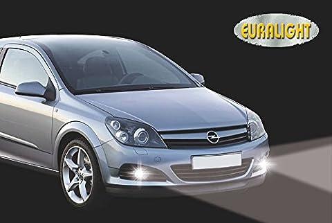 Fahrzeugspezifisches LED-Tagfahrlicht-Set Opel Astra H