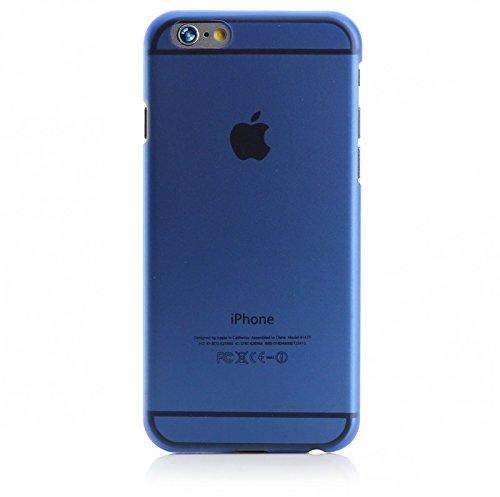 ArktisPRO coque de protection pour apple iPhone 6 plus transparent/vert fluo bleu