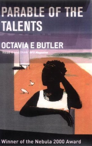 Book cover for Parable of the Talents