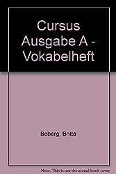 Cursus Ausgabe A - Vokabelheft