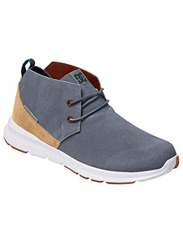 DC Shoes  Ashlar, Espadrilles Homme Gris - Grey/Grey/White