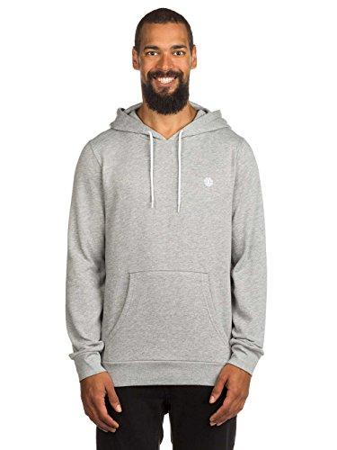 Cornell Hoodie Größe: S Farbe: Grau (Gestickt Element-sweatshirt)