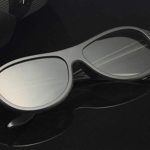 LoveOlvidoD Zirkulare polarisierende Passive Mann-Film-Gläser des Mann-3D für Fernsehkinos 3D