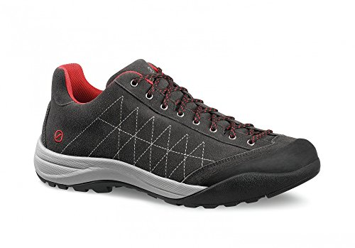 Scarpa Mystic Lite brown/red