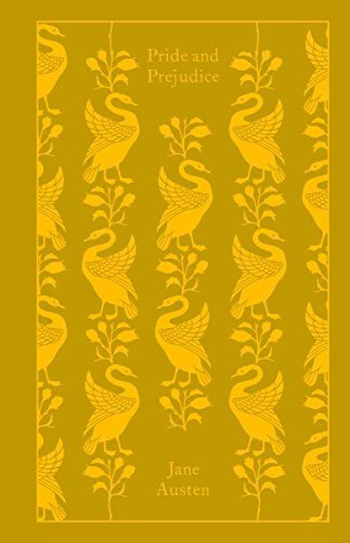 Pride and Prejudice (Penguin Clothbound Classics) Womens Tanner