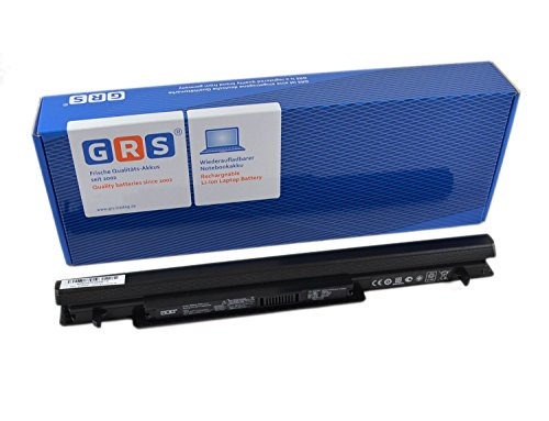 GRS Notebook Akku für ASUS K56 Ultrabook, ASUS K46, ASUS R405, S550CM, R505C, S56CM, R405, S405 ersetzt: K56CB, A41-K56, A42-K56, A31-K56, A32-K56 Laptop Batterie 2200mAh 14,4V