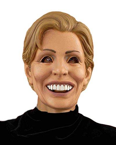 1Deluxe Clinton Erwachsene Maske aus Latex, Hillary ()