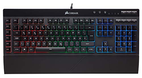 Corsair K55 Gaming Tastatur (Multi-Color RGB Beleuchtung,