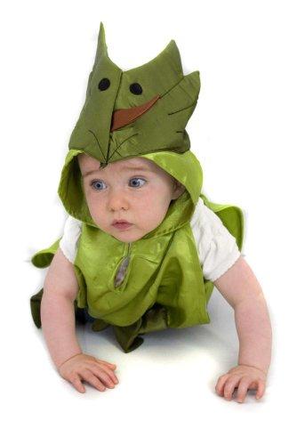 Dinosaurier Kostüm für Babys und Kleinkinder - Dino Kostüm 0-24 Monate - Slimy (Für Toad Kostüm Baby)