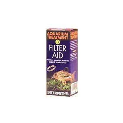 Interpet Aquarium Treatment No.3 Filter Aid 150g - Bulk Deal of 6x 1