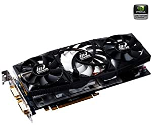 Inno3d Geforce GTX 580 HAWK Carte Graphique