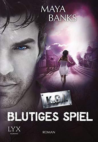 KGI - Blutiges Spiel (KGI-Reihe, Band 3)