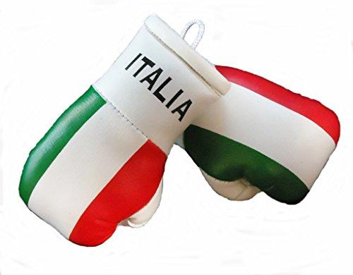 1/Pair Mini Boxing Gloves 2pcs Mini Boxing Gloves for Car Interior Mirror