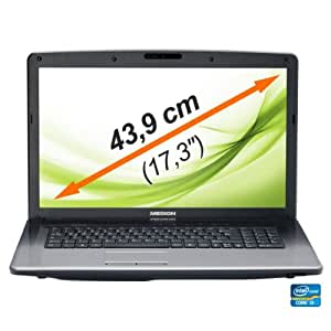 MEDION MD 99060 E7222 43,9 cm (17,3 Zoll) Notebook (Intel Core i3-2370M Prozessor, 2,3GHz, 4GB RAM, 750GB HDD, Intel HD Graphic, WLAN, HDMI, DVD, Win7)