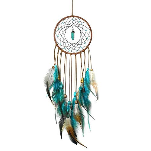 Hängen Dekor - 7°MR 7°MRTraumfänger Handmade Dream Catcher Feather