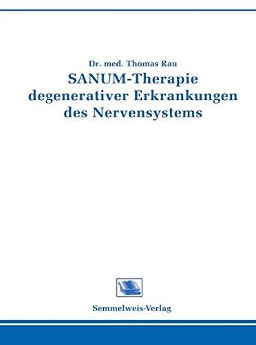 SANUM-Therapie degenerativer Erkrankungen des Nervensystems, 1 Videocassette [VHS]