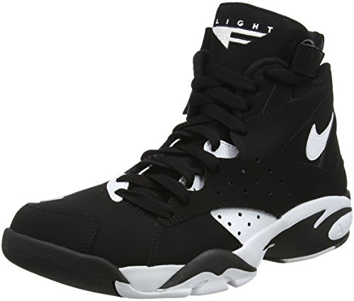 Nike Herren Air Maestro II Ltd Basketballschuhe, Schwarz (Black/White 001), 43 EU
