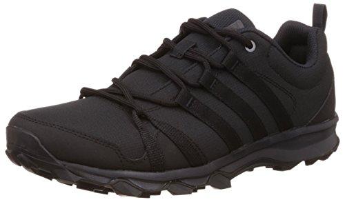 adidas Herren Trail Rocker Traillaufschuhe, Schwarz Schwarz (Negbas/griosc/negbas)