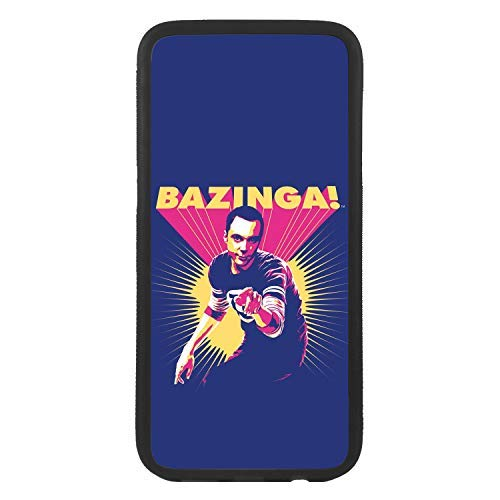 fd77d5c1d2e Desconocido Funda Carcasa para móvil Bazinga The Big Bang Theory TV Show  Series Friki Compatible con