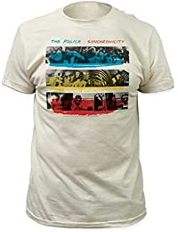 The Police Synchronicity Fitted T-Shirt