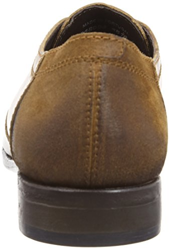 Fly London Part, Chaussures de ville homme Marron (Camel/Camel)
