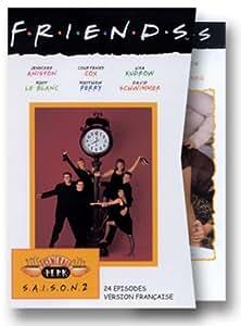 Friends - L'Intégrale Saison 2 - Coffret 4 VHS